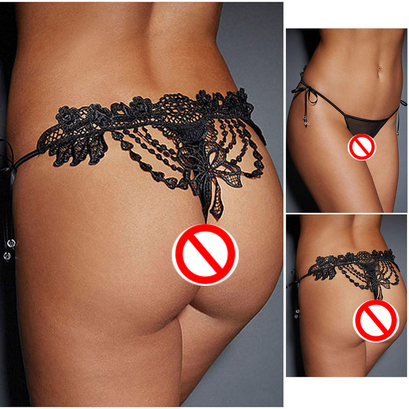 b62c6589a35 New Arrival Sexy Women Lace Panties Brief Bikini Knickers Lingerie ...
