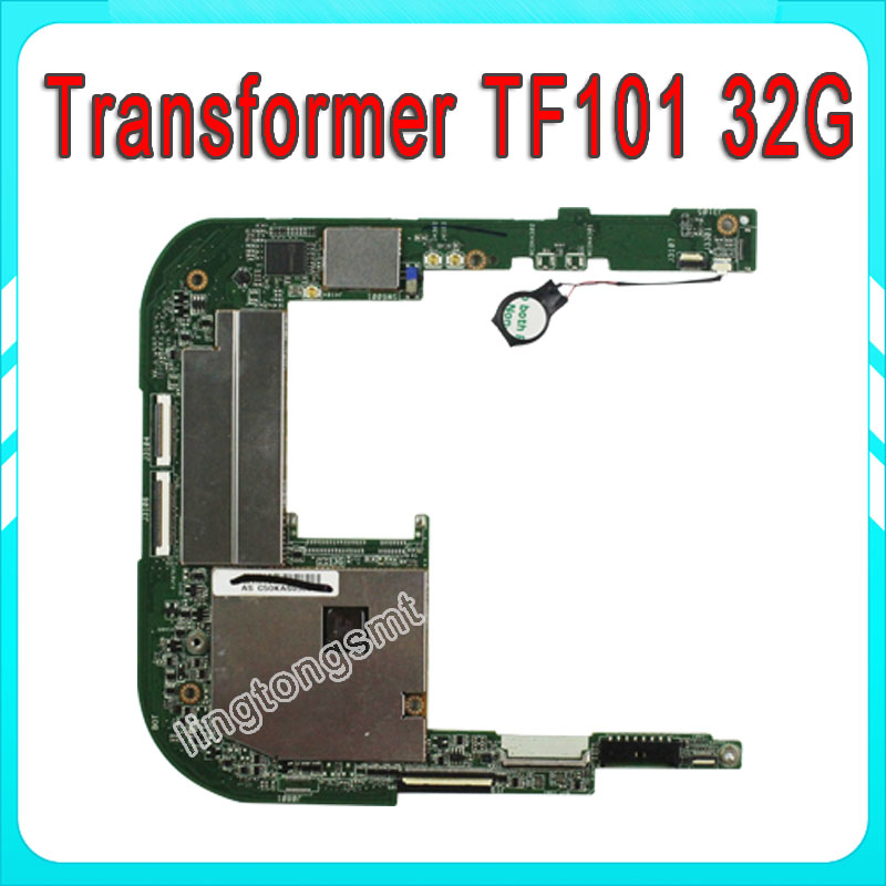 For ASUS Transformer TF101 motherboard 32G Syetem board EP101 mainboard tested well & free shipping планшет asus transformer infinity tf701t в алматы