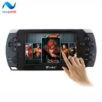 NEW HOT 4.3 Inch Touch Handheld Game Console built in Classic Games HandHeld Perfect Support Games