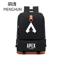 2019 Game fans APEX legend backpack legends big nylon and PU material top quality game gift schoolbag