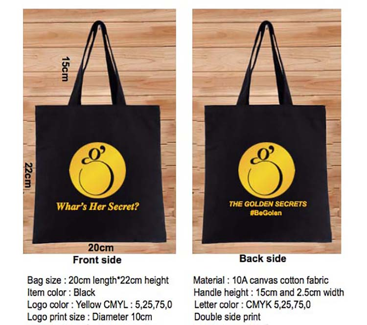 100 Pcs/Lot Customized Logo Company Canvas Bag Shopper Bag Washable Plain Tote Bag Natural Canvas Shopping Bag