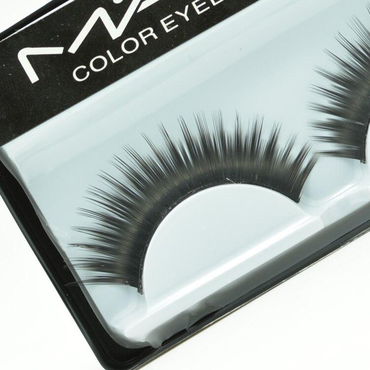 Fake False Eyelashes Eye Lashes Famous Brand Makeup Eyelash Extension - The Miss Beauty store