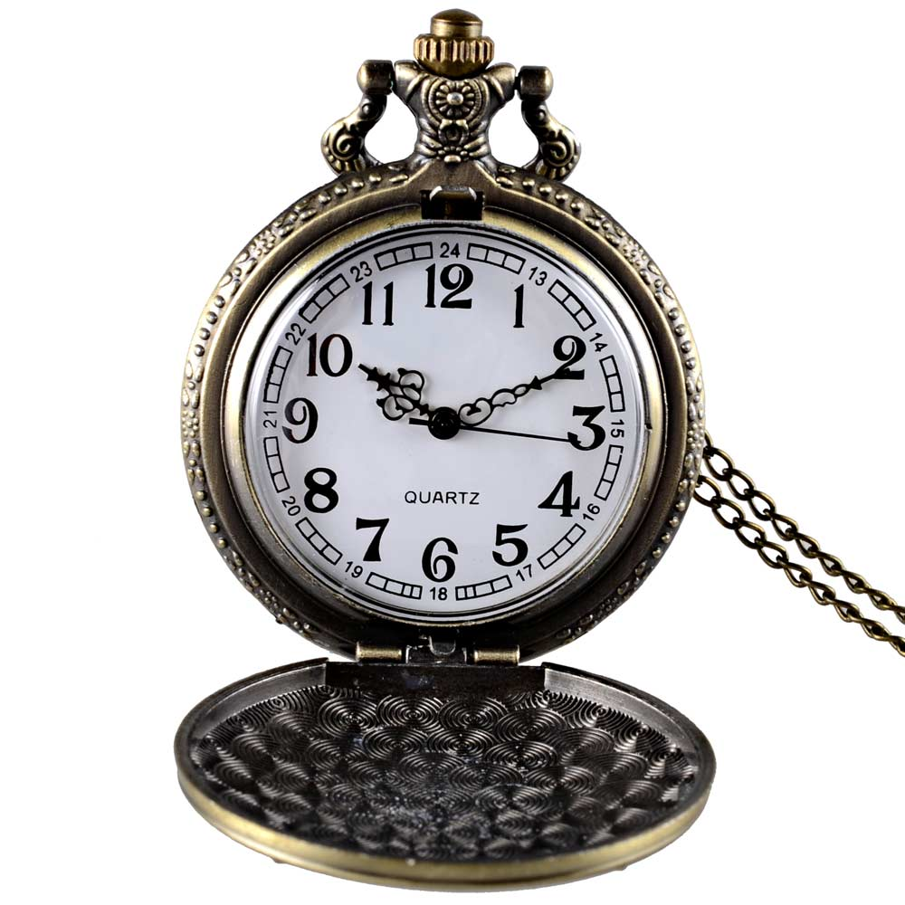 The Witcher 3 Pendant Pocket Watch