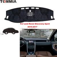 TOMMIA Dashboard Abdeckung Dash Matte für Auto Sonnenschutz ANTI-UV Dash Pad Auto Dashboard Matte Für Land Rover Discovery Sport 2015-2017