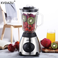 Fruit rice paste Juice Extractor Milk Shake meat Blender Juicer High Power Food Processor Icecream Smoothie Bar soybean Mixer