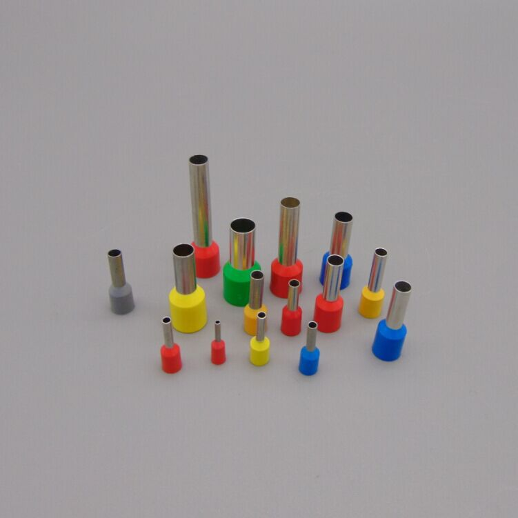 E6012 Insulated Single Wire Ferrules End Sleeves For 12.0mm 10 AWG ...
