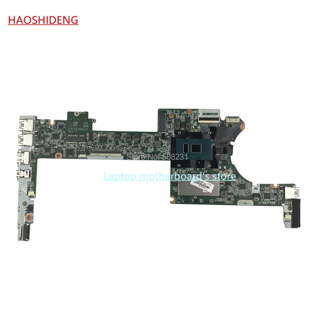 HAOSHIDENG 849425-601 DAY0DDMBAE0 mainboard for HP Spectre X360 13-4000 13-4125nr Motherboard with i7-6500U, fully Tested