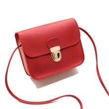цены Fashion Shoulder Bag Female Brand Ladies Hand-Bags High Quality PU Leather Purse Women Small Messenger Cross body Clutch Bolsa