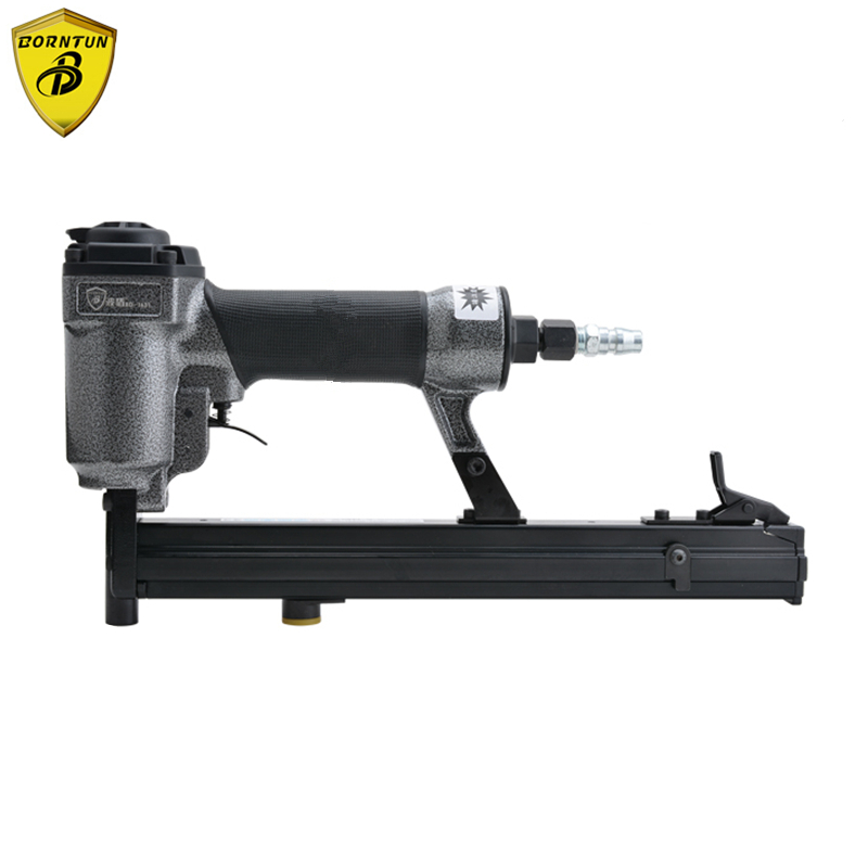 Borntun Pneumatic Air Stapler Nails Nailer Stapling Gun Embedding Implanting Colloidal Gel Particles in Panel Polywood Furniture