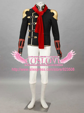 High Quality Custom Made Eight Cosplay Costume from Final Fantasy Type-0 Plus Size (S-6XL)