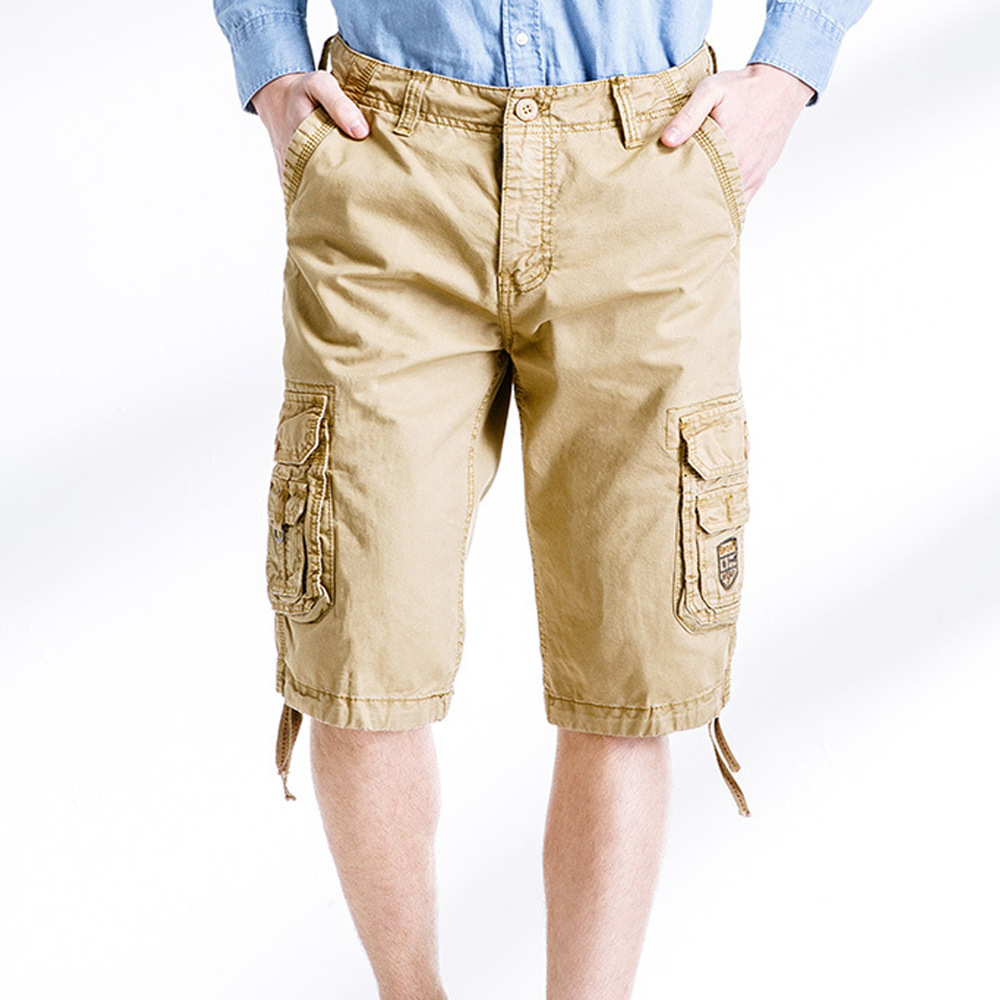 Pants Shorts Trainning Men Breathable Cargo Camping-Trousers Outdoors Tactical Male Men's