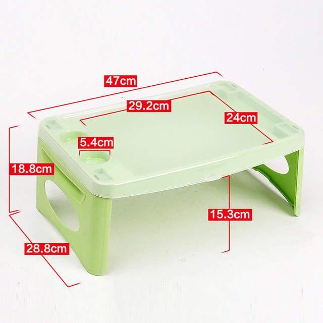 Online Shop Portable Folding Lap Desk Table Childrens Kids Study