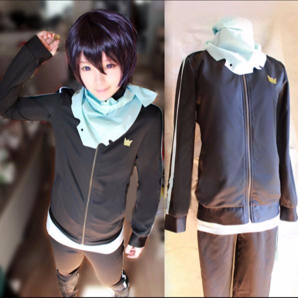 DB23956 noragami yato cosplay costume-1