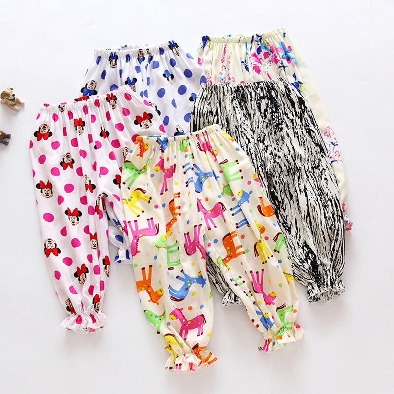 Boys Designer Clothing Sale | Hot Sale New Baby Clothing Colourful Pattern Design Pants Kids Girls