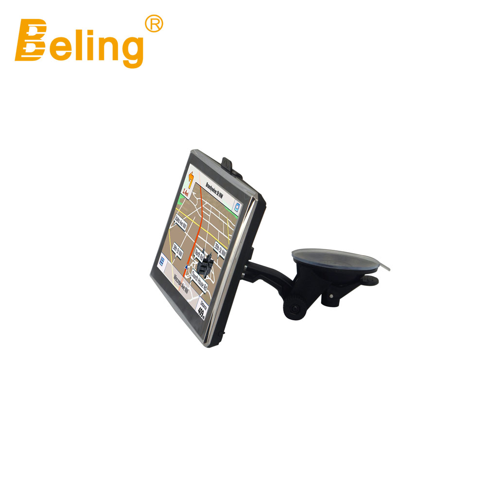 Beling G708 7 inch Touch Screen Car GPS Navigation Bluetooth Win CE Vehicle GPS Navigator Wireless Rear Camera FM Sat Nav MP4 high quality 500pcs pack keychain cpr mask face shield with latex gloves resuscitator first aid mouth breath one way valve mask