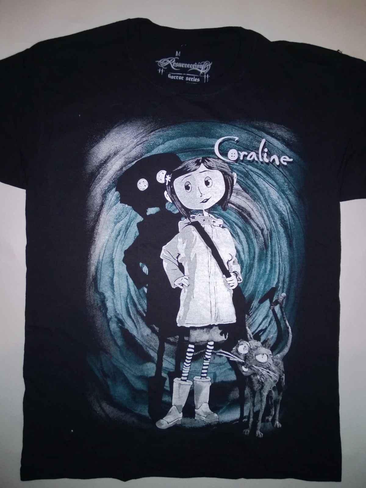 Tim Burton Christmas Jumper.Coraline T Shirt Tim Burton Neil Gaiman Nightmare Before