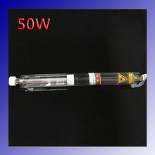 Wzrost Jakości 800 MM 50 W Szkło Co2 Rura Laserowa Maszyna do Cięcia Grawerowania