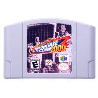 N64Game International Superstar Soccer 2000 Video font b Game b font Cartridge font b Console b