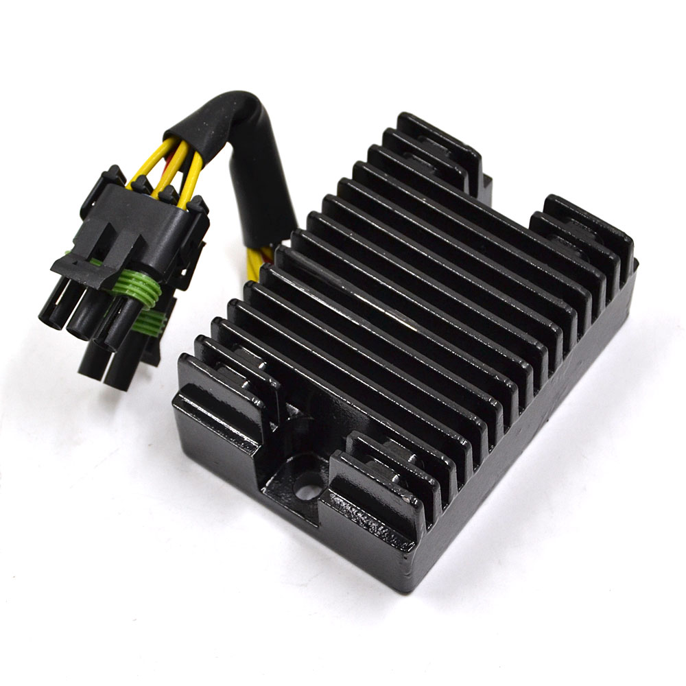 Motorcycle Metal Voltage Regulator Rectifier For BOMBARDIER ATV DS 650 Sea Doo REGULATOR RECTIFIER DI RFI GSX GTI GTX LVR XP RX ...