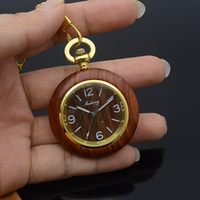 Luxury Wooden Pocket Watches