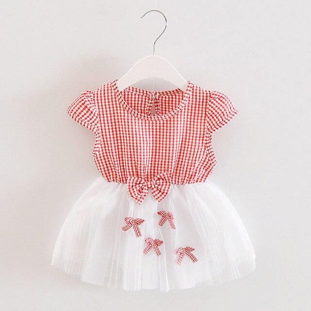 9f0dc87c758 Coton Dentelle Fleur Fille Robe De Soirée De Mariage Fantaisie Infantile  Princesse Costume Pour Enfants Vêtements