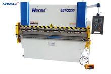 harsle Brand 63T 2500mm iron sheet bending machine metal bending machine
