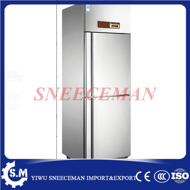 Online Shop Two-door commercial kitchen freezer, console, freezer ...