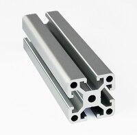 4040 ED Aluminum Profile Extrusion 40 Series Aluminum Tube Length 1 Meter