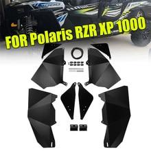 KEMiMOTO for Polaris RZR XP 1000 4 Door for Polaris RZR XP1000 RZR-4 900 2014-2017 Four Door Lower Door Insert Panels цена