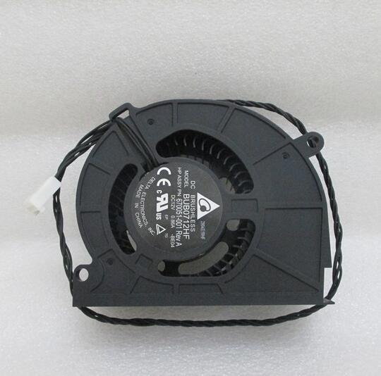 Delta Blower 670051-001 BUB0712HF Z820 0.86A Server Turbine DC 12V Cooling Fan adda ab07512hx26db00 00wg750 server cooling fan dc 12v 0 60a