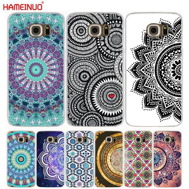 Carnet De Conception De Mandala Noir Pour Samsung Galaxy A3 (2016) 5DEMU4G