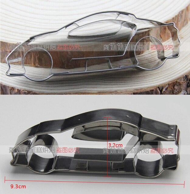Edelstahl Auto Form Kuchen Ausstechformen Fondant Kuchen Dekorieren