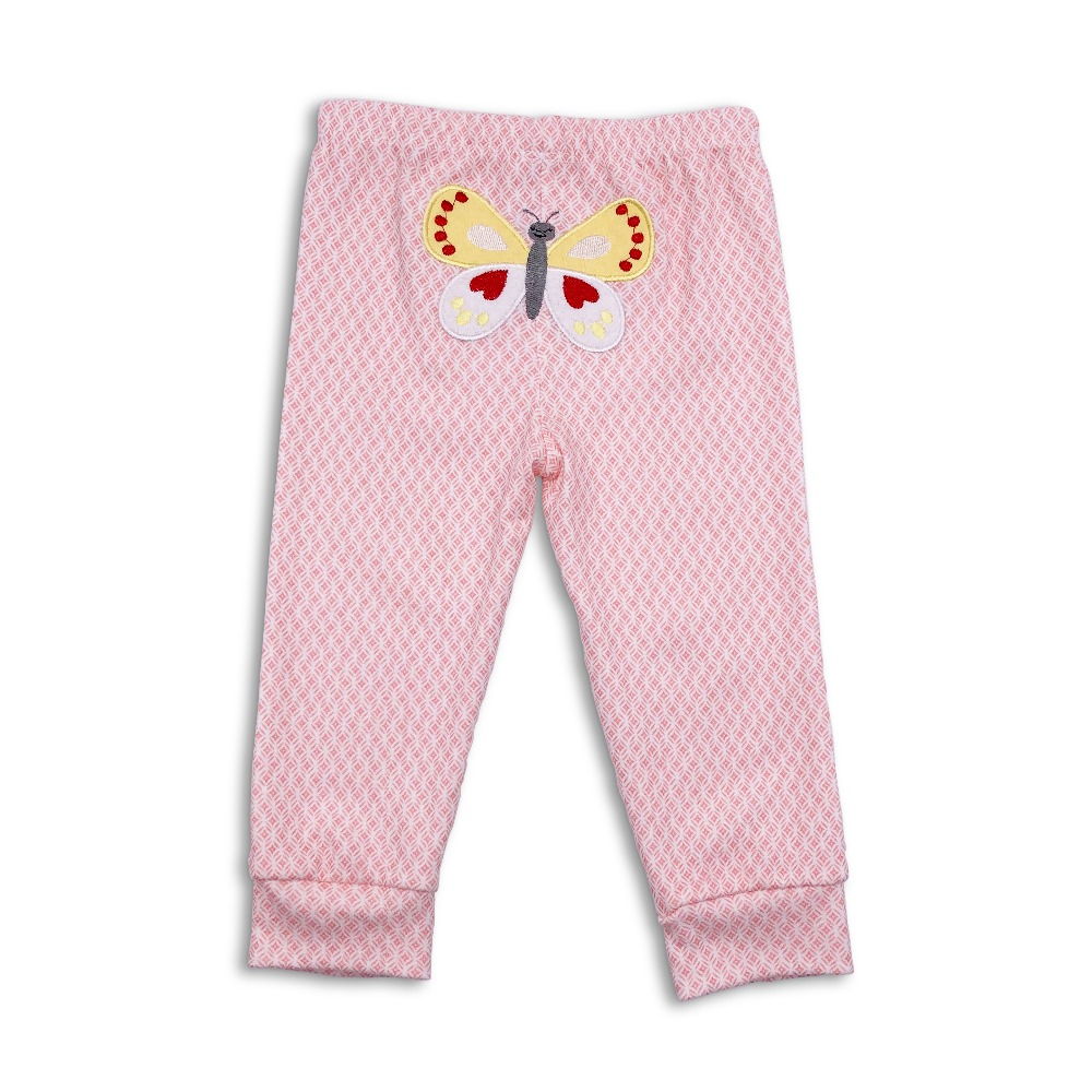 5PCS lot Baby Pants 100 cotton Cartoon Baby girl Clothes Newborn Trousers Infant Clothing Toddler Girl Leggings in Pants from Mother Kids