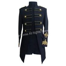 Мужской Блейзер, Длинный блейзер, Мужская облегающая сценическая одежда для мужчин, vestidos chaquetas hombre, мужская куртка, Длинный блейзер для мужчин