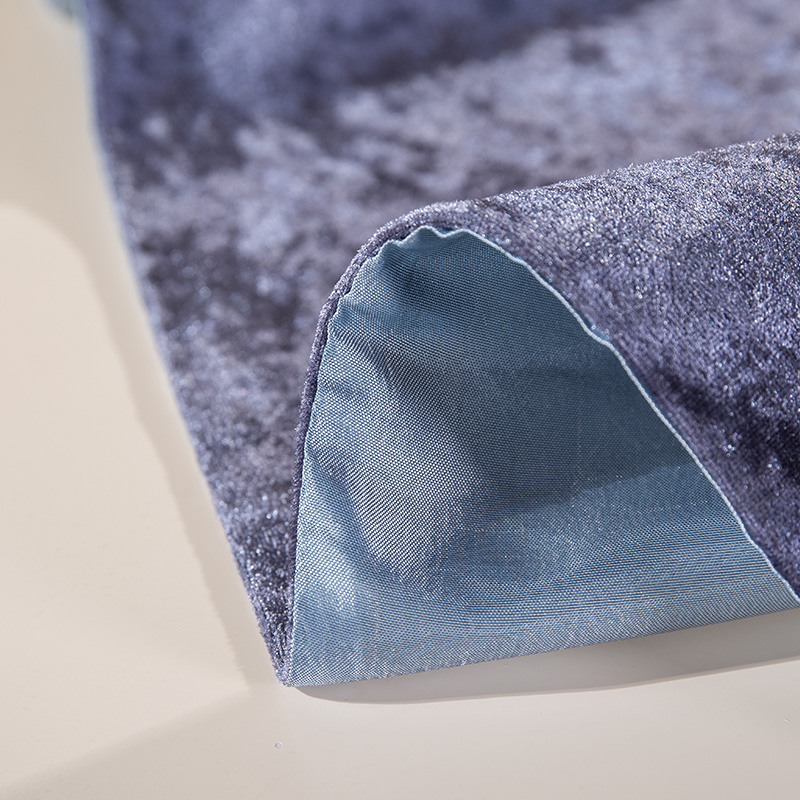 England Upscale Hot drilling Velvet  Elegant Pattern Table flag Home - Home Textile - Photo 4