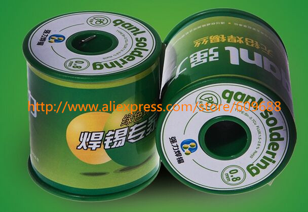 900G Bleifreien Zinn Draht 0,8mm Lötdraht 1,0mm 1,2mm 1,5mm 2,0mm 2 ...
