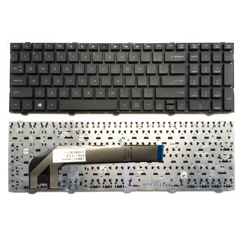 Laptop Accessories English Laptop Keyboard For HP Probook 4540 4540S 4545 4545S 4740S US