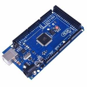 Image 4 - מכירה לוהטת סופר ערכת המתחילים Arduino Uno R3 & Mega2560 לוח MB102 טיפוס 1602 lcd סרוו מנוע ממסר למידה בסיסית לחתן