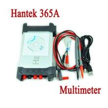 Горячая HANTEK365A HANTEK365B HANTEK365C HANTEK365D HANTEK365E HANTEK365F мультиметр изолированный регистратор данных USB Регистратор данных