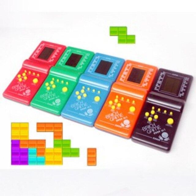 I091tetris Consolas De Juegos Portatiles Juguetes Electronicos