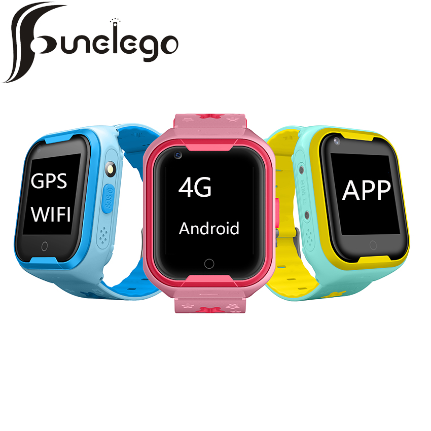 Funelego 4G Smart Android Watch For Children HD Camera Compatible 2G SIM Card GPS Location Tracker Kids Waterproof Phone Watch Funelego 4G Smart Android Watch For Children HD Camera Compatible 2G SIM Card GPS Location Tracker Kids Waterproof Phone Watch