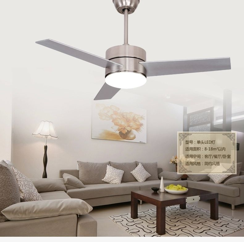 Lights & Lighting Leaf Fan With Light Remote Control Honest Led Ceiling Fan Light 48inch European Fan Lamp Ceiling Fans Simple Modern Stylish Three
