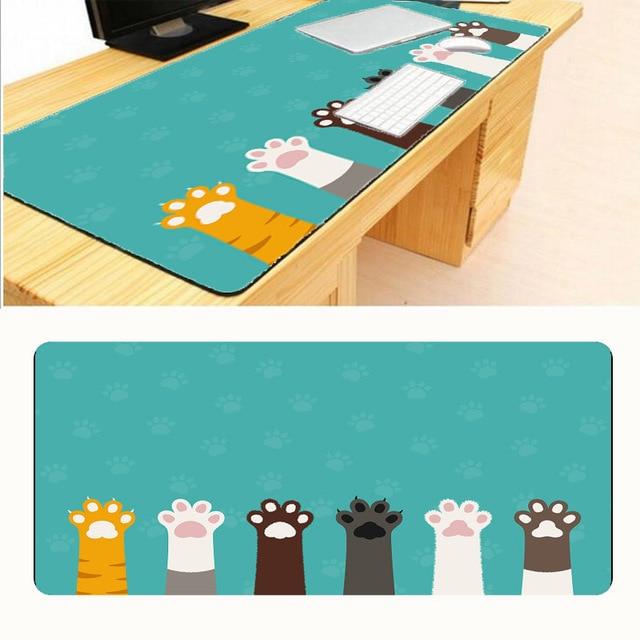 Большой игровой коврик для мыши mairuige из аниме «Наруто» rgb