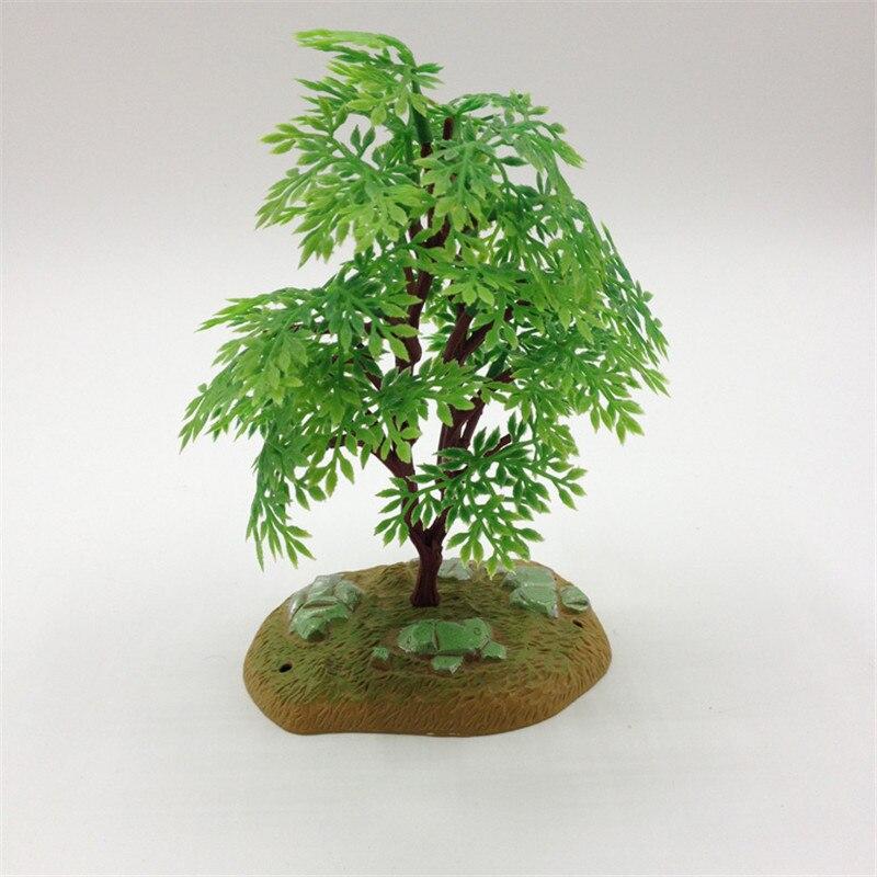 1 шт./лот Бесплатная доставка Новый дизайн 2016 мода гость-приветствие искусственное дерево, пластик искусственный мини-дерева LSP украшения