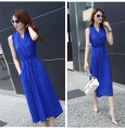 Maternity Chiffon Dress 2016 New Summer Clothes For Pregnant Women Pregnancy Clothing Maternity