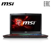 Laptop Gaming MSI GE72 6QF 012RU 17 3 I7 6700HQ 1TB 8GB GTX970M DVD RW Win10