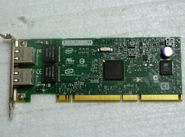 Подробнее о PWLA8492GT 1000GT 1000GT DUAL PORT 82546GB Ethernet Adapter Card  Original 95%New Well Tested Working One Year Warranty adapter network card for 49y7960 dual port 10gbe well tested working
