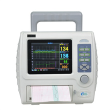 twins CTG machine monitor FHR fetal heart rate monitor fetal monitor ultrasound fetal maternal monitor BFM-700+