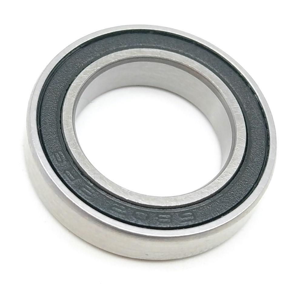 10pcs Bearing 6802-2RS 61802-2RS1 6802 6802RS 6802RZ 15x24x5 MOCHU Sealed Ball Bearings Thin Section Deep Groove Ball Bearings