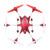 Mais novo Hot Vender HUAJUN W609-7 4.5CH com Seis Eixos Giroscópio RTF RC Helicóptero FPV profissional Drones Com Câmera 2.0MP HD crianças brinquedos